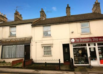 Thumbnail 2 bedroom terraced house for sale in Woodbridge Road, Ipswich