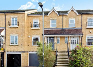 Thumbnail 4 bed town house for sale in Lynwood Road, Thames Ditton