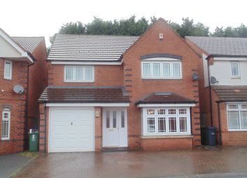 Thumbnail 4 bedroom detached house to rent in Aster Way, Tamebridge