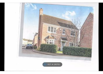Thumbnail 4 bedroom detached house to rent in Howell Drive, Huntingdon