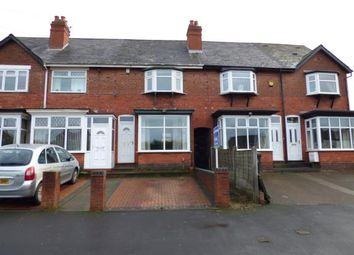 Thumbnail 2 bed property for sale in Westminster Road, Walsall, West Midlands