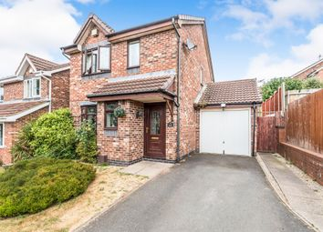 Thumbnail 3 bed detached house for sale in Clent Hill Drive, Rowley Regis