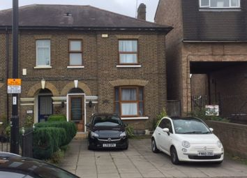 Thumbnail 3 bed semi-detached house for sale in Hertford Road, Enfield