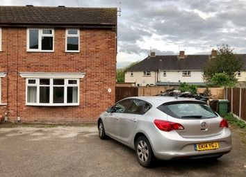 Thumbnail 2 bed semi-detached house to rent in Hinton Close, Stafford