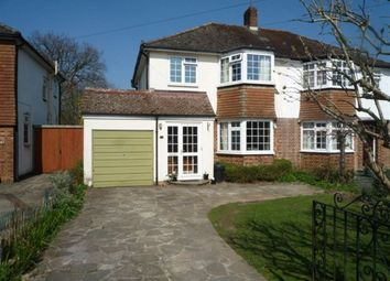 Thumbnail 3 bed property to rent in Betenson Avenue, Sevenoaks