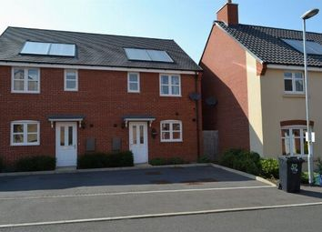 Thumbnail 3 bedroom semi-detached house to rent in Prestbury Road, Duston, Northampton