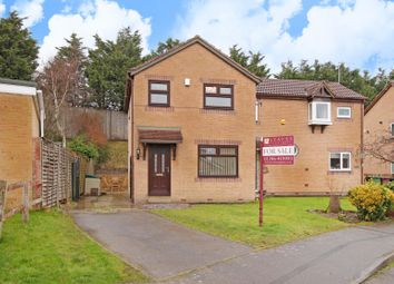Thumbnail 3 bed semi-detached house for sale in Ullswater Drive, Dronfield Woodhouse, Derbyshire S18N