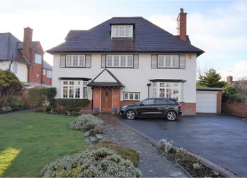 Thumbnail 6 bed detached house for sale in Birkenhead Road, Wirral