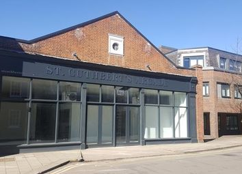 Thumbnail Restaurant/cafe to let in Cafe At St Cuthberts Arcade, 26 St Cuthberts Street, Bedford