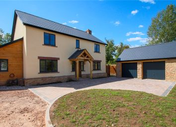 Thumbnail 4 bed detached house for sale in Gorsley, Ross-On-Wye, Herefordshire