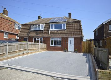 2 bed semi-detached house for sale in Kingshill Drive, Hoo, Rochester, Kent ME3