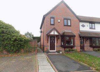 Thumbnail 3 bed semi-detached house for sale in Newsholme Close, Culcheth, Warrington