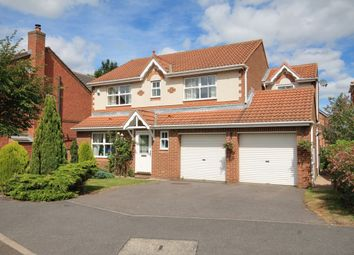 Thumbnail 4 bed detached house for sale in Cross Rigg Close, Penshaw, Houghton Le Spring