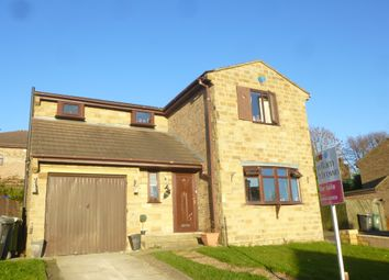 Thumbnail 4 bed detached house for sale in Stockwell Drive, Batley