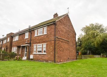 Thumbnail 3 bed end terrace house for sale in Peploe Crescent, New Holland, Barrow-Upon-Humber