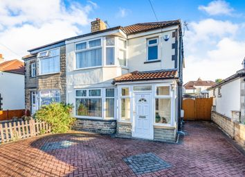 Thumbnail 3 bed semi-detached house for sale in Ederoyd Crescent, Stanningley, Pudsey