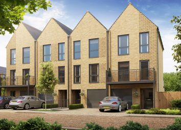 "Thumbnail 3 bedroom end terrace house for sale in ""Merino"" at Hackbridge Road, Wallington"