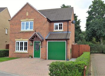 Thumbnail 3 bed detached house for sale in Kings Manor, Coningsby, Lincoln