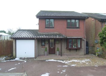 Crest Close, Badgers Mount, Sevenoaks TN14. 4 bed detached house for sale