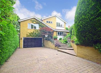 Thumbnail 4 bed detached house for sale in Potters Close, Loughton, Essex