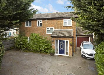 Thumbnail 4 bed detached house for sale in Kingston Road, Epsom, Surrey