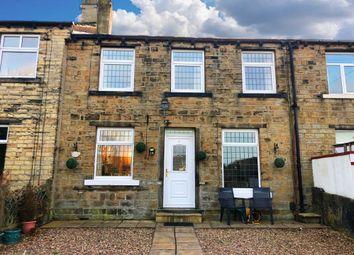 2 bed terraced house for sale in Hudroyd, Almondbury, Huddersfield HD5