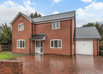 Thumbnail 3 bed detached house for sale in Gravel Hill, Kington, Herefordshire
