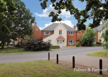 Thumbnail 4 bed detached house for sale in Audley Grove, Rushmere St. Andrew, Ipswich
