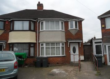 Thumbnail 3 bed semi-detached house to rent in Ivybridge Grove, Perry Barr, Birmingham