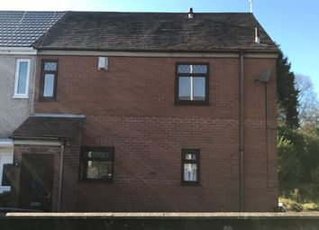 Thumbnail 2 bedroom semi-detached house for sale in Ewenny Place, Clase, Swansea