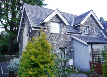 Thumbnail 3 bed end terrace house for sale in The Belfry, 5 St Marys Cottages, Windermere