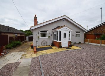 Thumbnail 2 bed detached bungalow for sale in Brookhouse Lane, Stoke-On-Trent