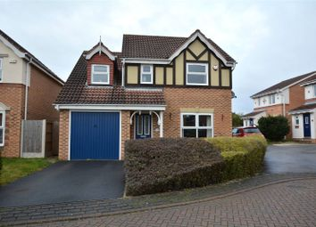 Thumbnail 4 bed detached house for sale in Lancet Rise, Robin Hood, Wakefield