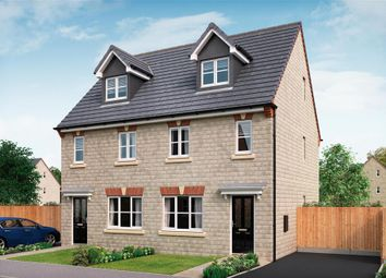 """Thumbnail 3 bed semi-detached house for sale in """"Tolkein"""" at Woone Lane, Clitheroe"""