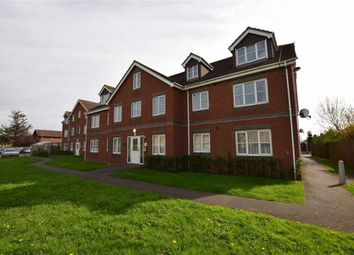 Thumbnail 2 bed flat for sale in Poets Corner, Thackeray Avenue, Tilbury, Essex