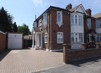 Thumbnail 5 bed end terrace house for sale in Richmond Crescent, London