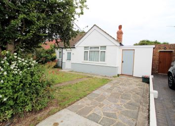 Thumbnail 2 bedroom bungalow for sale in Camrose Avenue, Northumberland Heath, Kent