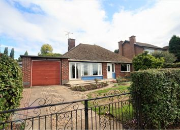Thumbnail 2 bed detached bungalow for sale in Long Leys Road, Lincoln