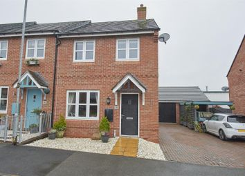 Holywell Fields, Hinckley LE10. 3 bed town house for sale