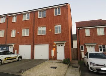 4 bed end terrace house for sale in Dorrit Place, Rugby CV21