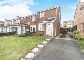 Thumbnail 2 bed semi-detached house for sale in Daleside, Sacriston, Durham