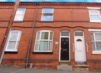 Thumbnail 2 bed terraced house for sale in Pool Street, Walsall