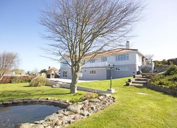Thumbnail 4 bed detached house for sale in Rue Du Hamel, St. Saviour, Guernsey