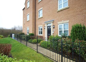 Thumbnail 2 bed flat for sale in Mill Pool Way, Sandbach