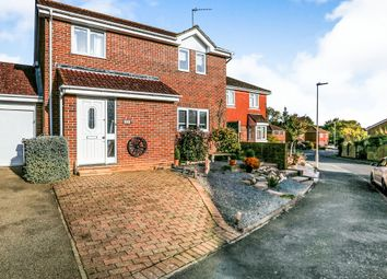 3 bed detached house for sale in Trossachs Close, Eastbourne BN23