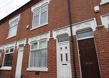 Thumbnail 3 bed terraced house for sale in Ridley Street, Westcotes, Leicester