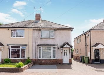 Thumbnail 3 bed semi-detached house for sale in Harrison Road, Cannock
