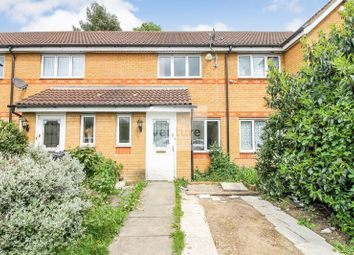 Thumbnail 2 bedroom terraced house for sale in Dunraven Avenue, Luton