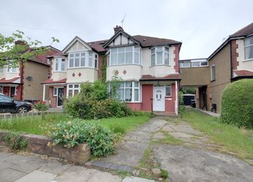 Thumbnail 4 bed semi-detached house for sale in Elmscott Gardens, Winchmore Hill
