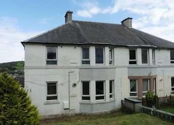 2 bed flat for sale in 22 Longhill Terrace, Rothesay, Isle Of Bute PA20